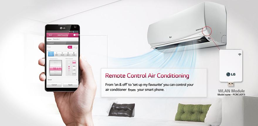 LG WI-Fi Smart Control