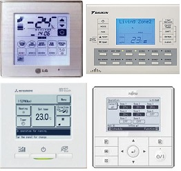 ducted ac controllers deluxe