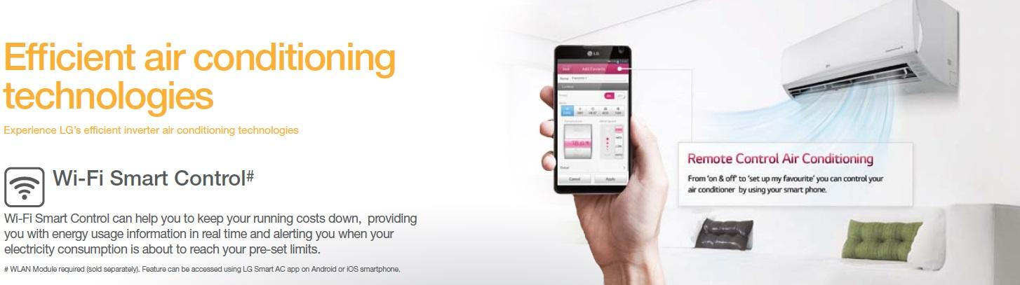 lg ac remote app