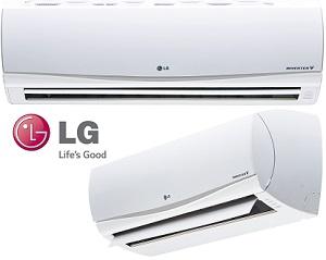 LG split system aircon models