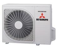 mitsubishi-inverter multi ac outdoor unit
