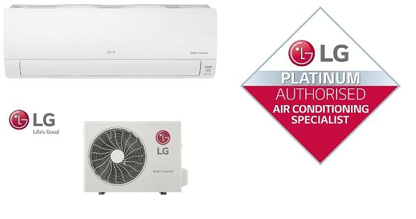 LG air conditioning authorised specialist